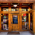 Downtown Athletic Club - Prescott Arizona by David Patterson