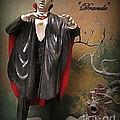 Dracula Model Kit by John Malone