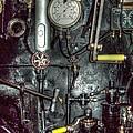 Driving Steam by MJ Olsen