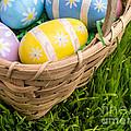 Easter Basket by Edward Fielding