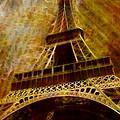 Eiffel Tower by Jack Zulli