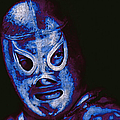 El Santo The Masked Wrestler 20130218m168 by Wingsdomain Art and Photography