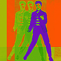 Elvis Jail House Rock 20130215m28 by Wingsdomain Art and Photography