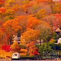 Fall on Lake Hopatcong