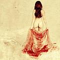 Female Nude by Jelena Jovanovic