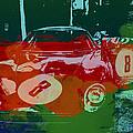 Ferrari Laguna Seca Racing by Naxart Studio