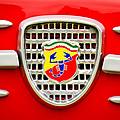 Fiat Emblem by Jill Reger