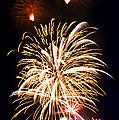 Fireworks by Elena Elisseeva