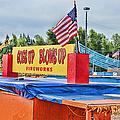 Fireworks Stand by Cathy Anderson