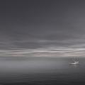Foggy Stillness by Lourry Legarde