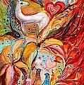 Four Elements Fire by Elena Kotliarker