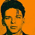 Frank Sinatra V1square by Wingsdomain Art and Photography