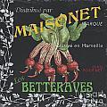 French Veggie Labels 2 by Debbie DeWitt