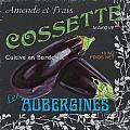 French Veggie Labels 4 by Debbie DeWitt
