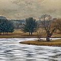 Frozen Lake by Kathy Jennings