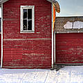 Ft Collins Barn 13496 by Jerry Sodorff