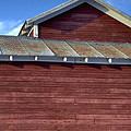 Ft Collins Barn 13550 by Jerry Sodorff