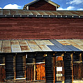 Ft Collins Barn 13553 by Jerry Sodorff