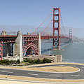 Golden Gate Bridge and Bike Path