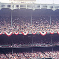 Gorgeous View Of Old Yankee Stadium by Retro Images Archive