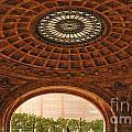 Grand Rotunda Pennsylvanian Pittsburgh by Amy Cicconi