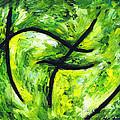 Green Apple by Kamil Swiatek