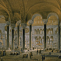 Haghia Sophia, Plate 6 The North Nave by Gaspard Fossati