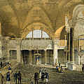 Haghia Sophia, Plate 9 The New Imperial by Gaspard Fossati