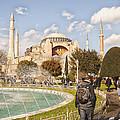 Hagia Sophia Editorial by Antony McAulay
