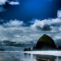 Haystack Rock IIi by David Patterson