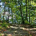 Hiking In Virginia Kendall by Kristin Elmquist