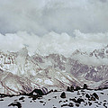 Himalayan Sherpa Memorial by Shaun Higson