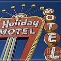 Holiday Motel Las Vegas by Edward Fielding