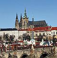 Hradcany - Prague Castle by Michal Boubin