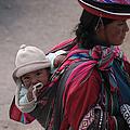 Baby in Peru