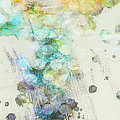 Inversion Abstract Art by Ann Powell