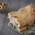 Italian Sandwich by Sabino Parente