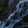 Ithaca Falls At Dusk by Anna Lisa Yoder
