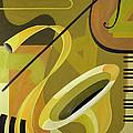 Jazz by Carolyn Hubbard-Ford