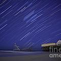 Jet Star Trails by Amanda Stevens