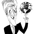 John Kerry Earth Day by Tom Bachtell
