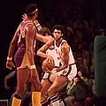 Kareem Abdul Jabbar Gets Rebound by Retro Images Archive