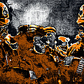 Keystone Cops - 20130208 by Wingsdomain Art and Photography