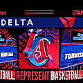 La Clippers Turkish Heritage by RJ Aguilar