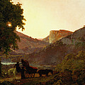 Landscape by Joseph Wright of Derby