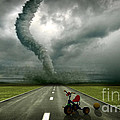 Large Tornado by Boon Mee
