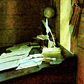 Lawyer - Desk With Quills And Papers by Susan Savad