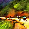Le Tour De France 02 by Miki De Goodaboom