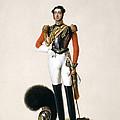 Lieutenant Thomas Myddleton Biddulph by Alexandre-Jean Dubois Drahonet