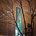 Lions Gate Bridge by Jorge Ligason
